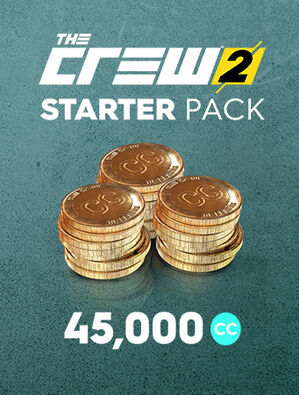 The Crew® 2 Starter Credits Pack, , large