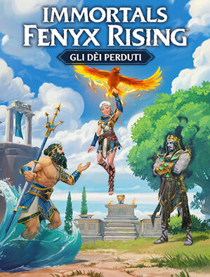 Immortals Fenyx Rising - DLC 3 - Gli dei perduti, , large