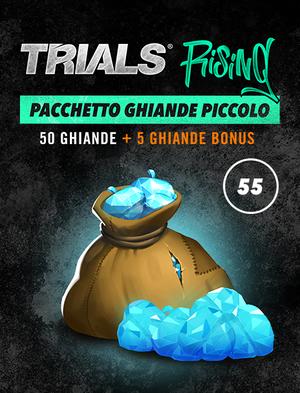 Trials Rising Pacchetto Ghiande piccolo, , large