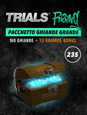 Trials Rising Pacchetto Ghiande grande, , large