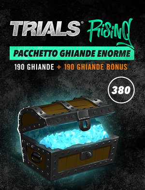 Trials Rising Pacchetto Ghiande enorme, , large