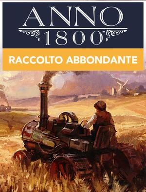 Anno 1800 Raccolto Abbondante, , large