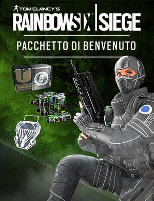 Tom Clancy's Rainbow Six® Siege  Pacchetto di benvenuto, , large