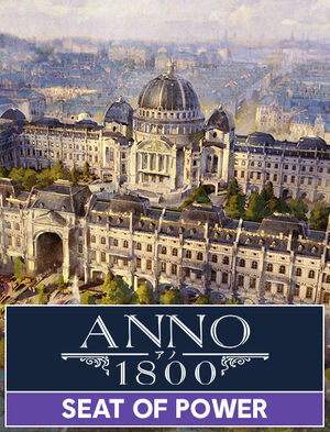 Anno 1800 Seat of Power, , large