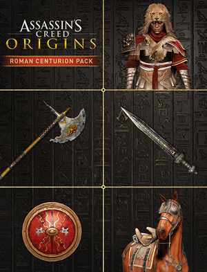 Assassin's Creed® Origins - PAQUETE DE CENTURIÓN, , large