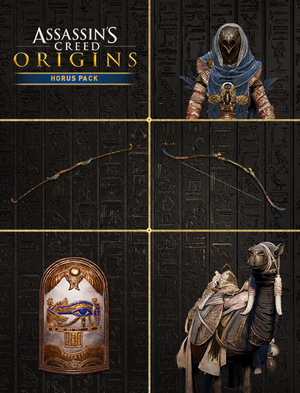 Assassin's Creed® Origins - Horus Pack, , large