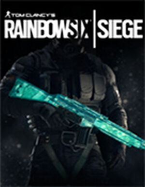 Tom Clancy's Rainbow Six Siege - Cyan Weapon Skin, , large