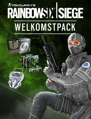 Tom Clancy's Rainbow Six® Siege Welkomstpack, , large