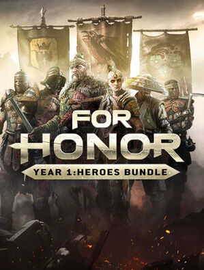 For Honor® Year 1 :  Heroes Bundle, , large