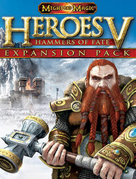 Heroes of Might and Magic V Hammers of Fate, , large