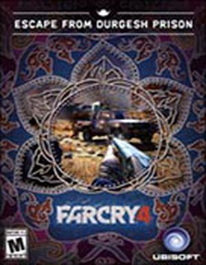 Far Cry 4 - Escape From Durgesh Prison DLC, , large