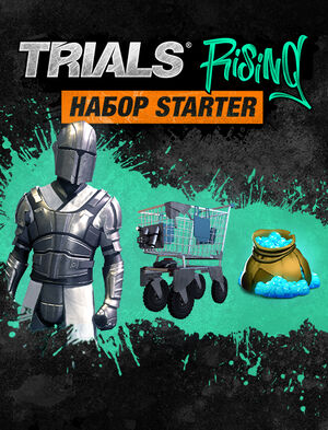 Набор Starter Trials Rising, , large