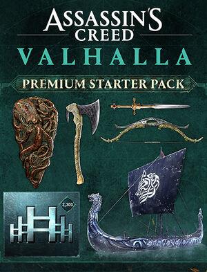 Assassin's Creed Valhalla - แพ็กพรีเมียม สตาร์ทเตอร์, , large
