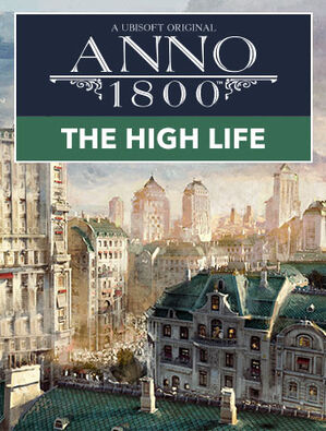 Anno 1800 The High Life, , large