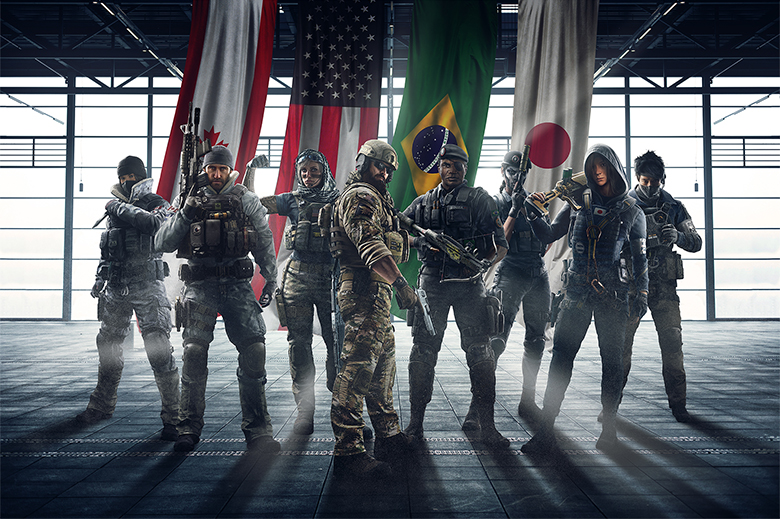 Rainbow six siege starting at ubisoft official - R6 siege echo ...