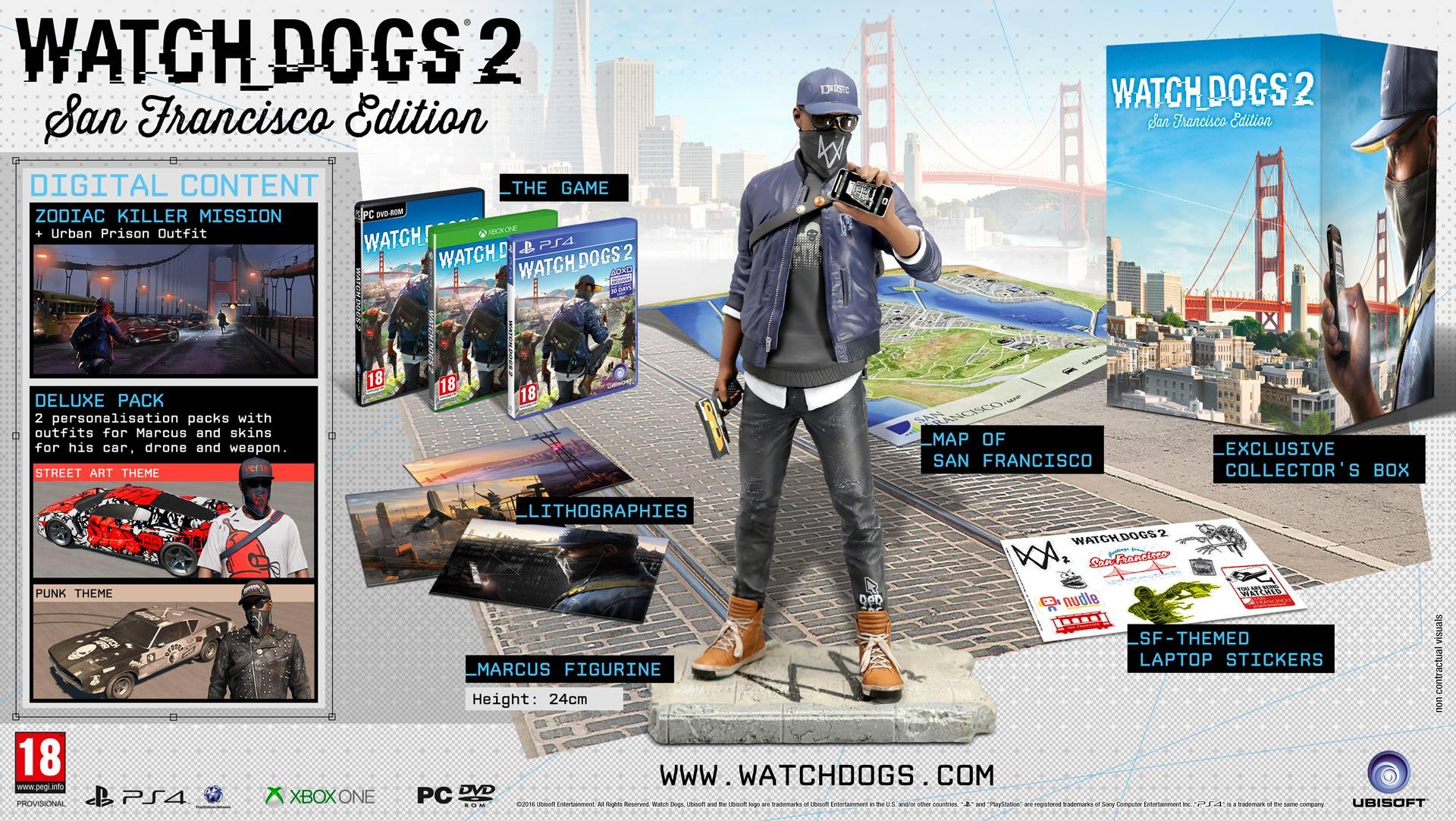 Watchdogs 2 san francisco edition stopboris Gallery