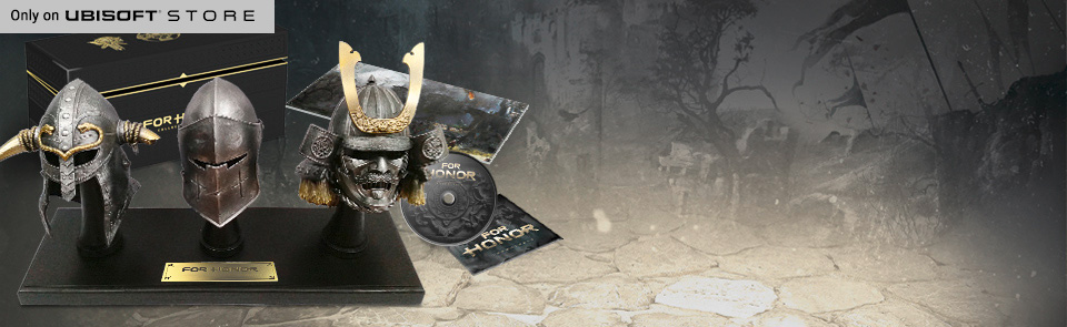 For honor collector's case