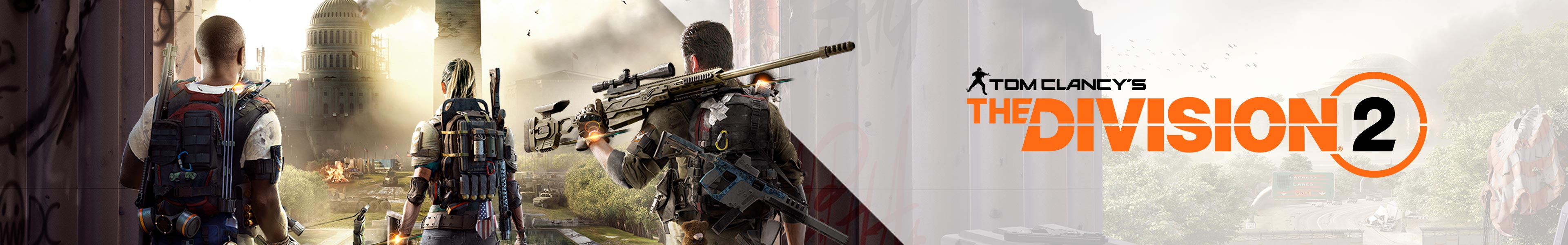 The Division 2 Category banner