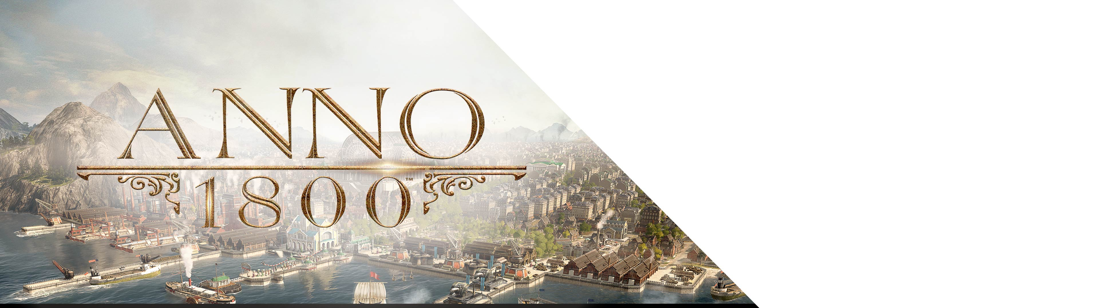 SAVE UP TO 50% OFF ANNO 1800
