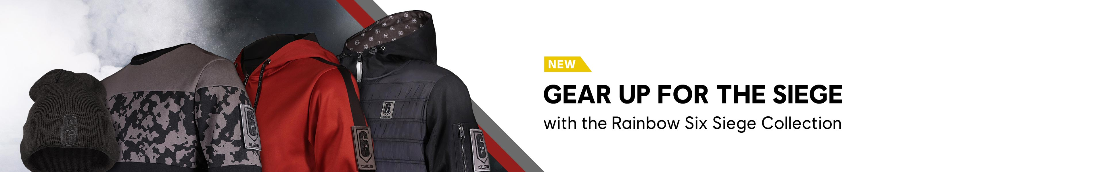 R6 Classic collection category banner