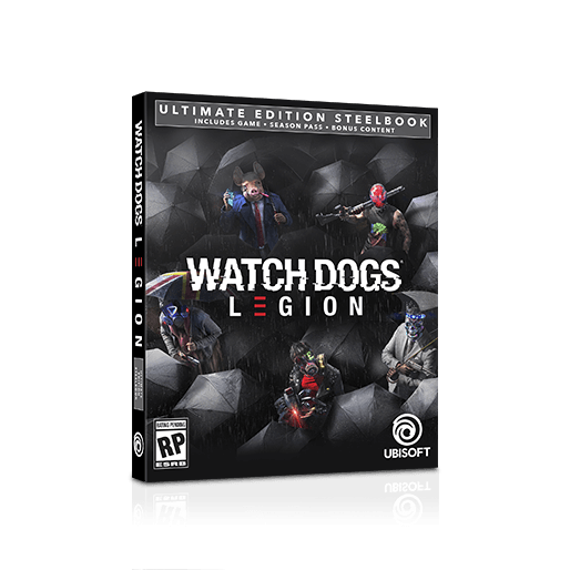 Buy Watch Dogs Legion Collector Edition For Pc Ubisoft Official Store