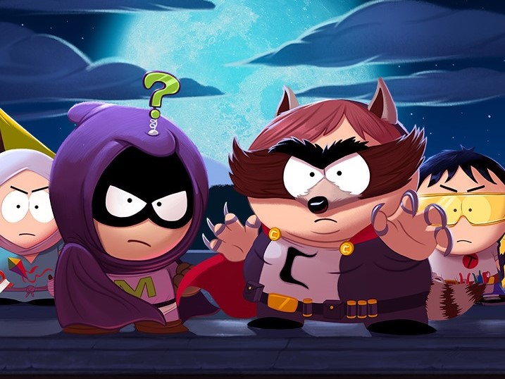 South Park Fractured Buthole