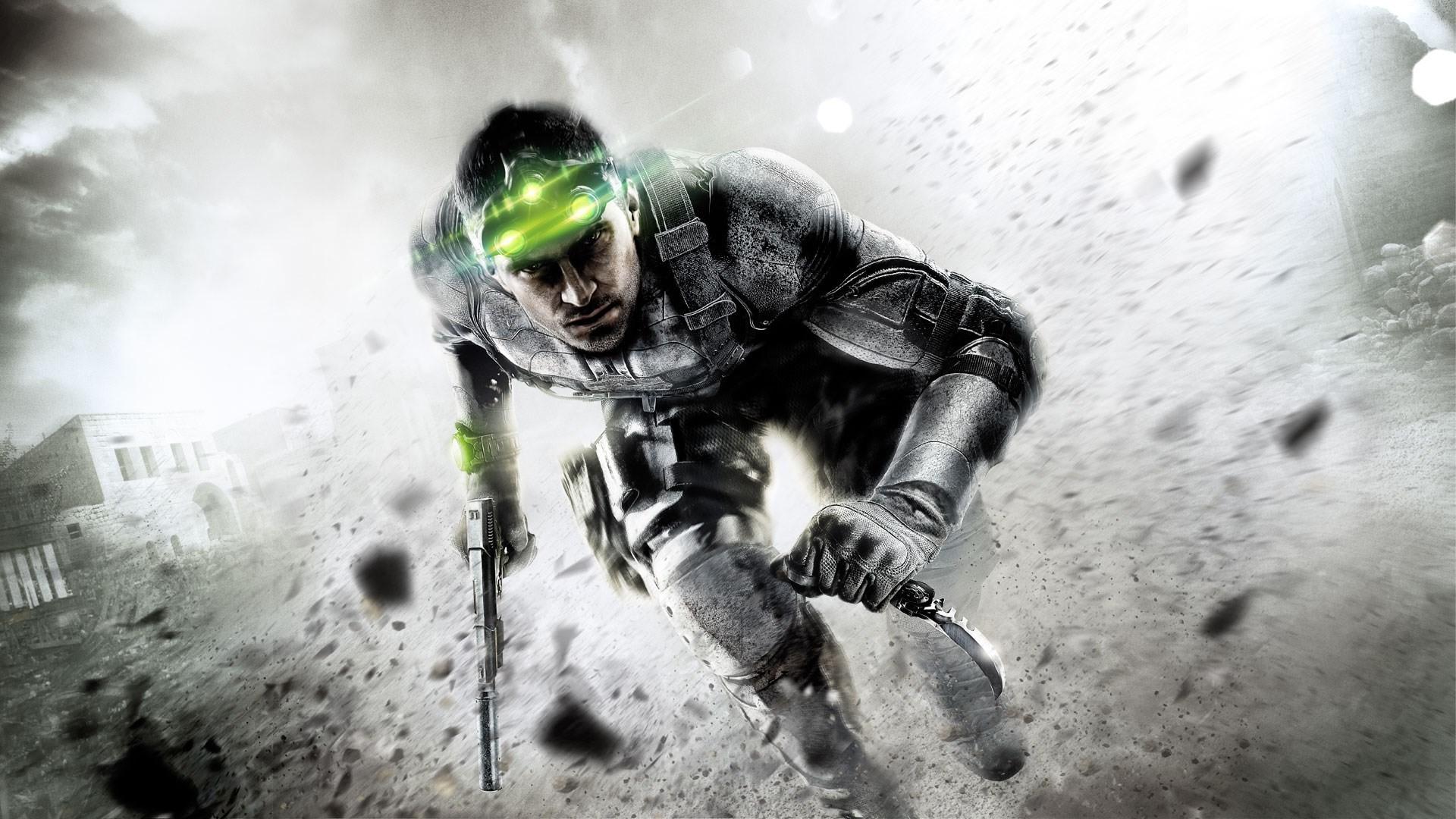 Shooter Games Ubisoft
