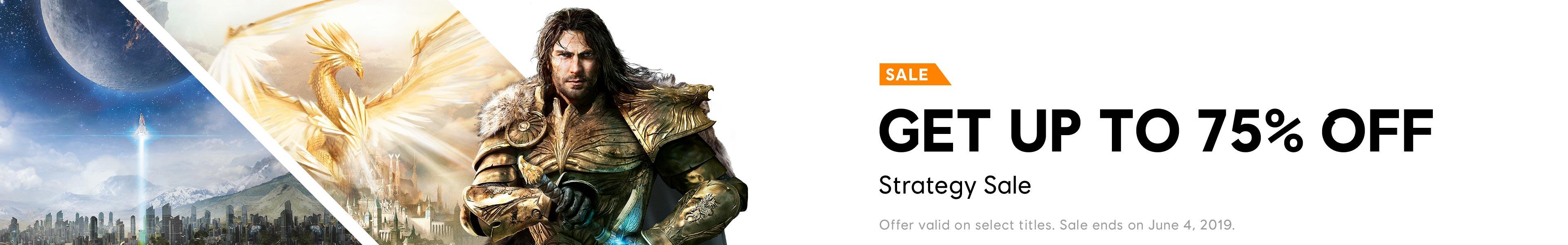 Fantasy Games Sale Category banner