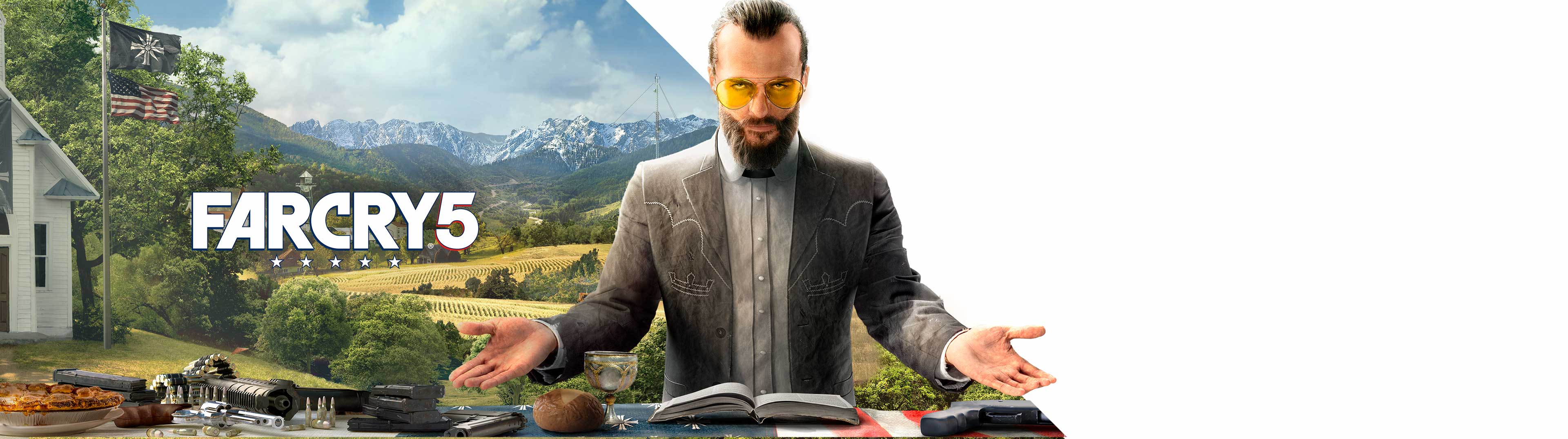 Try Far Cry 5 for free