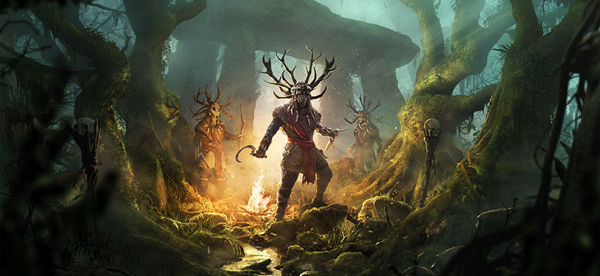 Wrath of the Druids