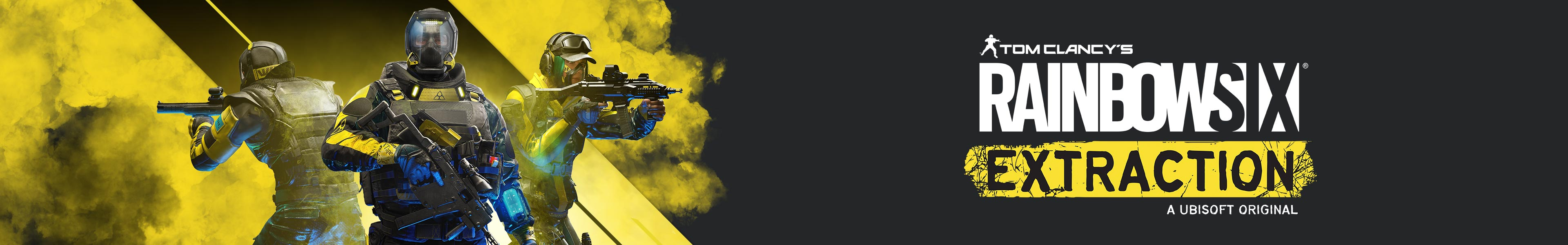 Rainbow Six Extraction Category banner