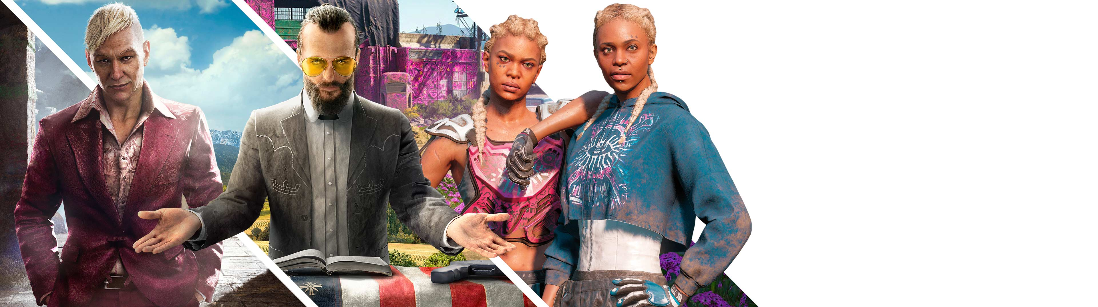 Up to 80% off on Far Cry games!