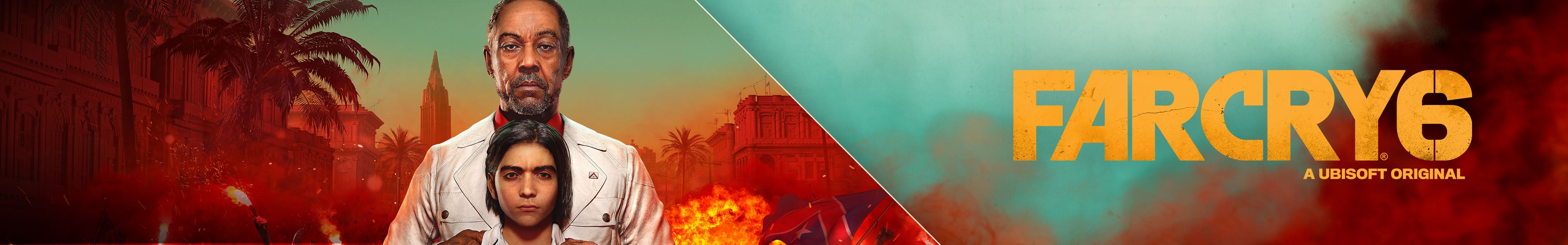 Far Cry 6 Category banner