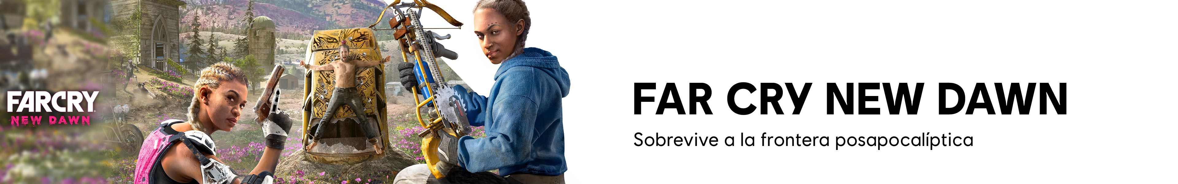 Far Cry New Dawn Category banner
