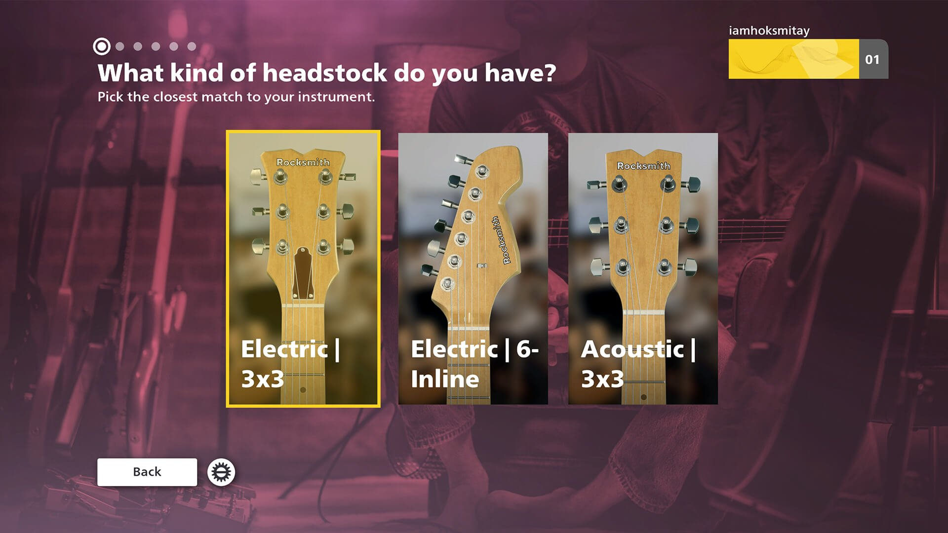 CONNECT ANY GUITAR OR BASS
