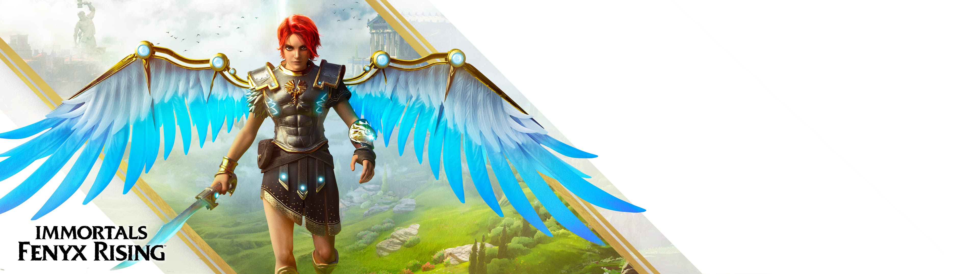 Try Immortals Fenyx Rising for free!