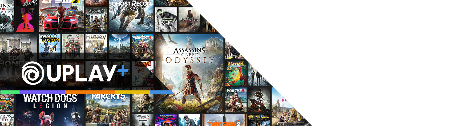 Play 100+ Ubisoft PC games for FREE