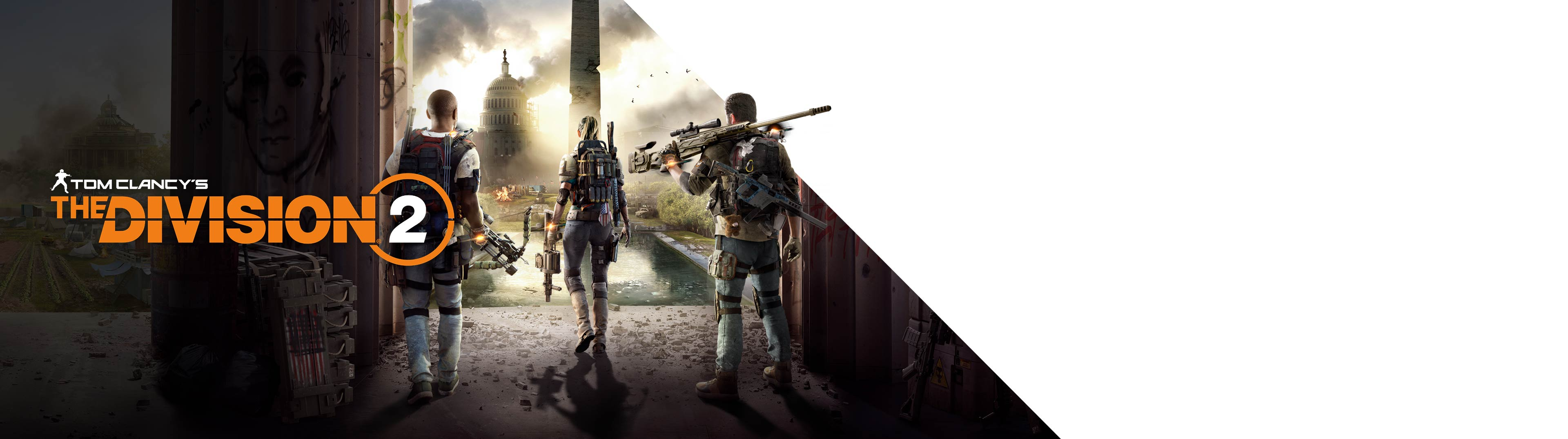 CALLING ALL AGENTS! UP TO 67% OFF THE DIVISION 2