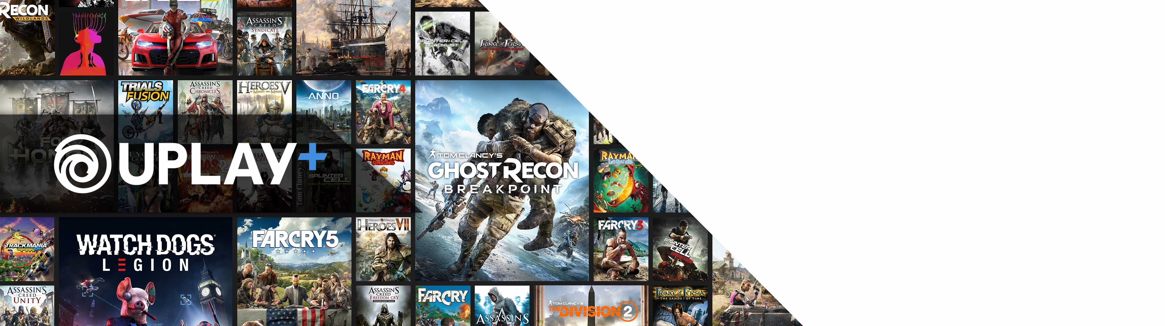 Get unlimited access to 100+ games on PC
