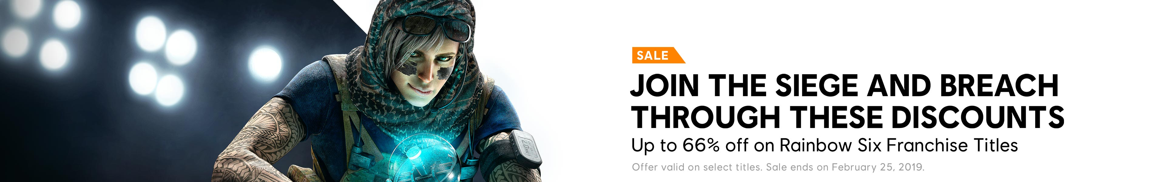 R6S Sale Category banner