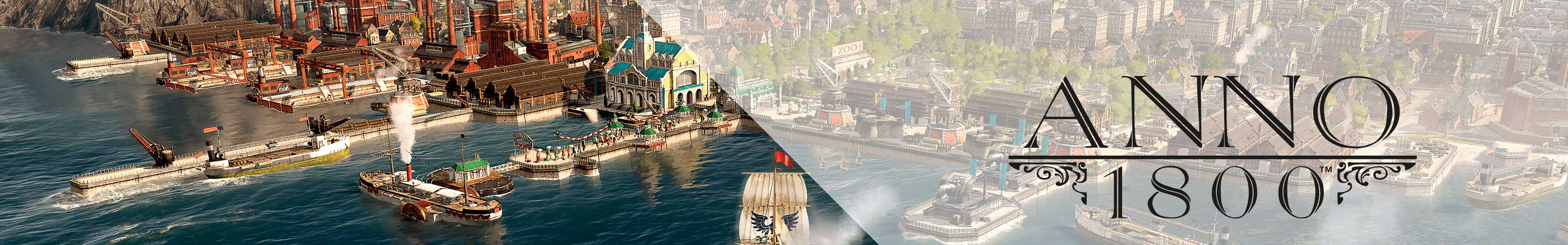 Anno 1800 Category banner
