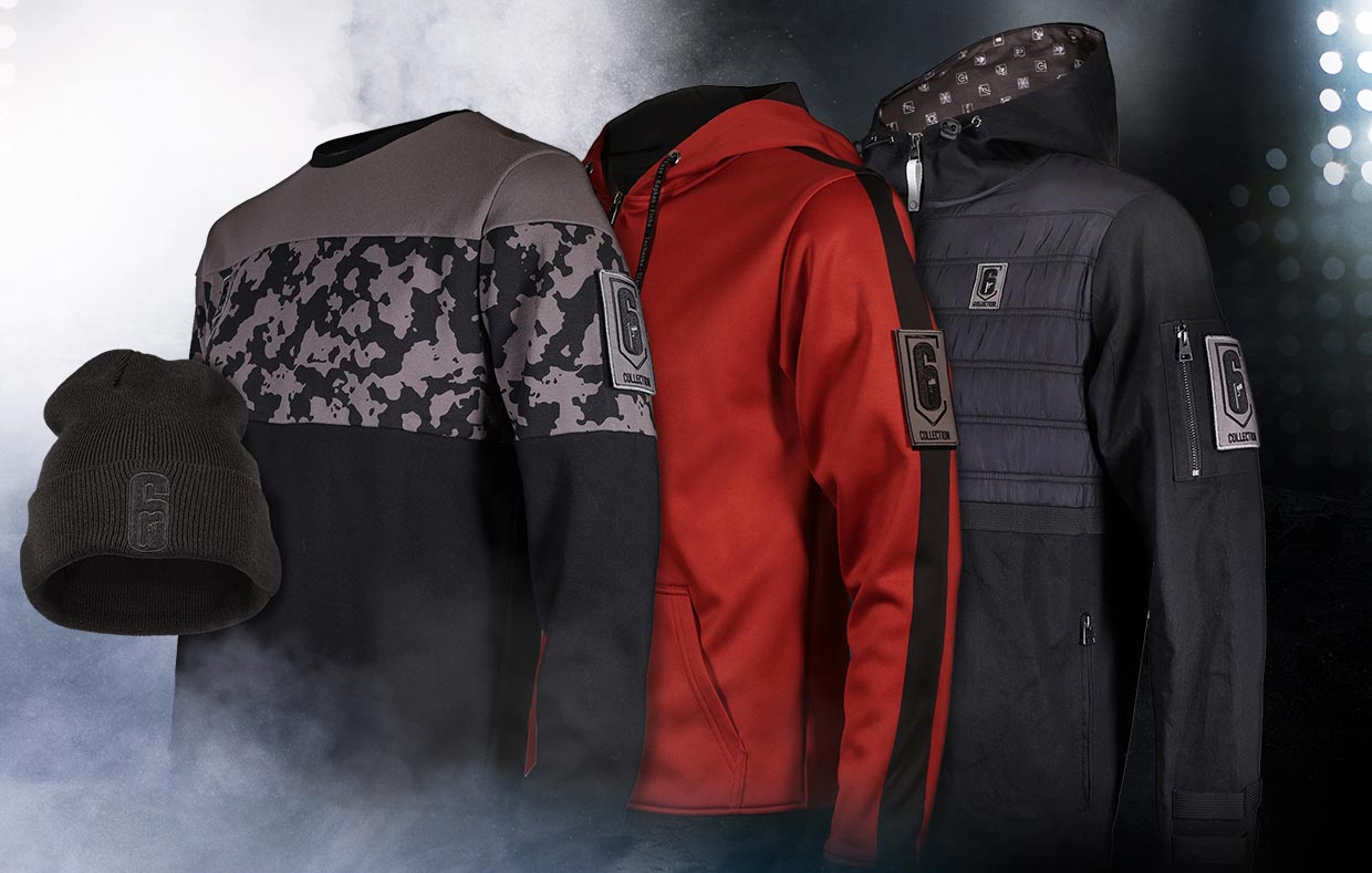 Gear | Exclusive Clothing & Collectibles | Ubisoft Store