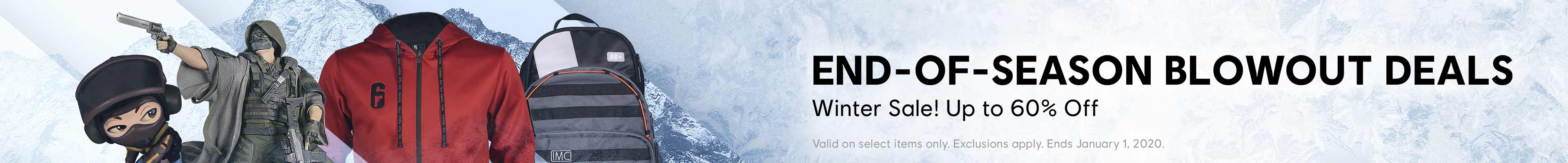 winter sale merchandise 2019