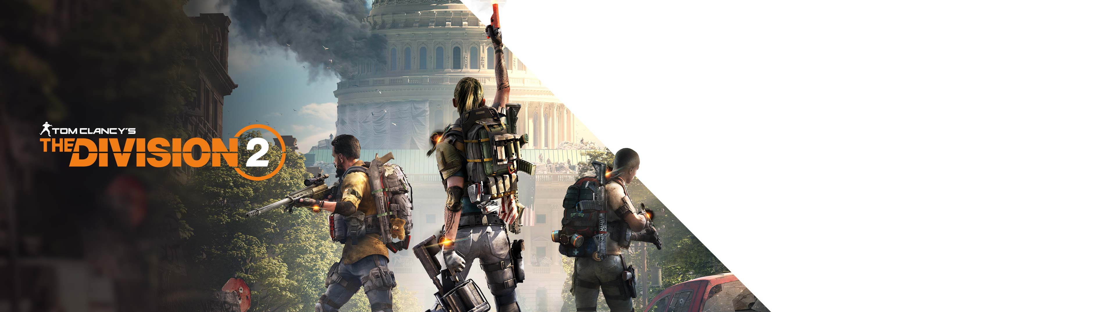 SAVE UP TO 67% OFF THE DIVISION 2