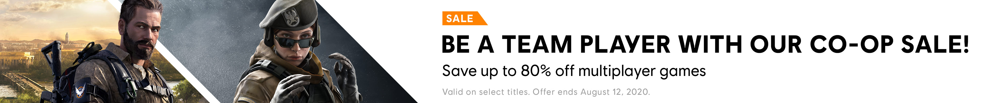Coop Sale Category banner