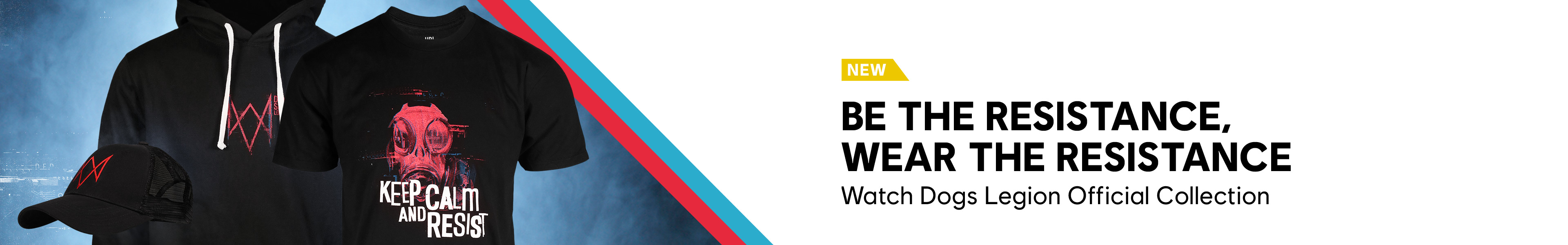 watch dogs legion collection category banner