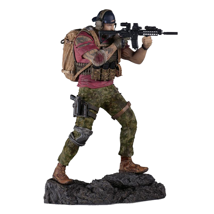 Ghost Recon Breapoint - Nomad Figurine