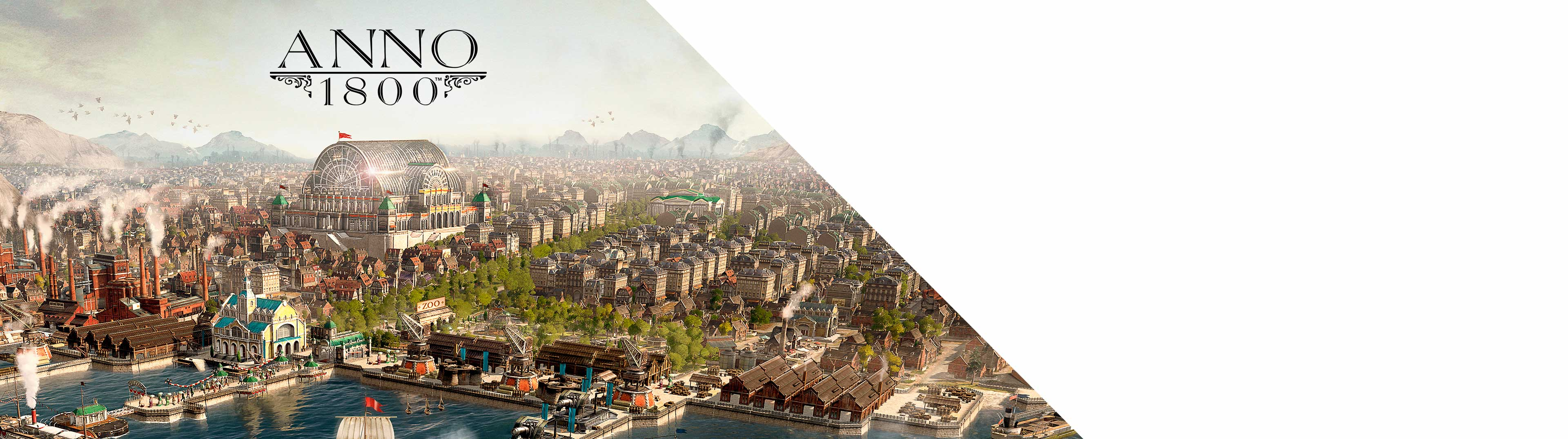 Get up to 33% off on Anno 1800