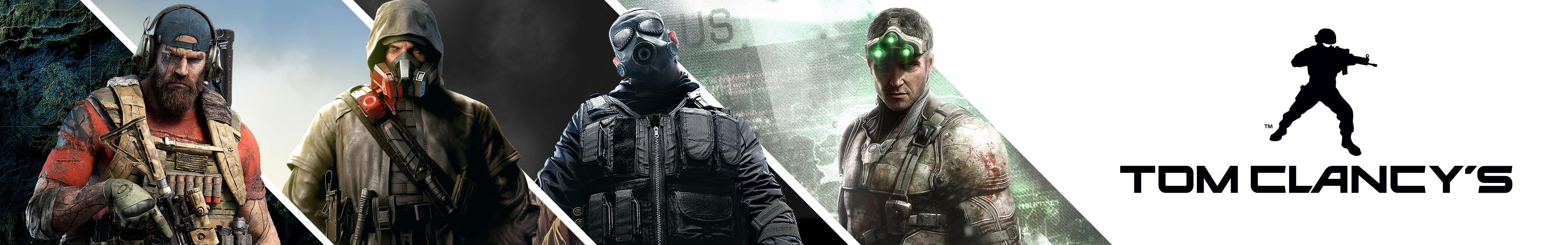 Tom Clancy's Franchise Category banner