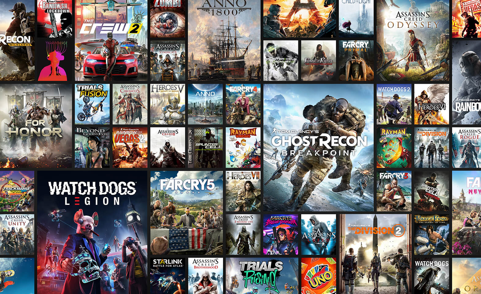 Financial Problem, Ubisoft Postponed The Release of 5 New Games